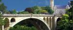 Réhabilitation du Pont Adolphe, place de Metz à Luxembourg